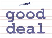 What does a 'good deal' mean exactly